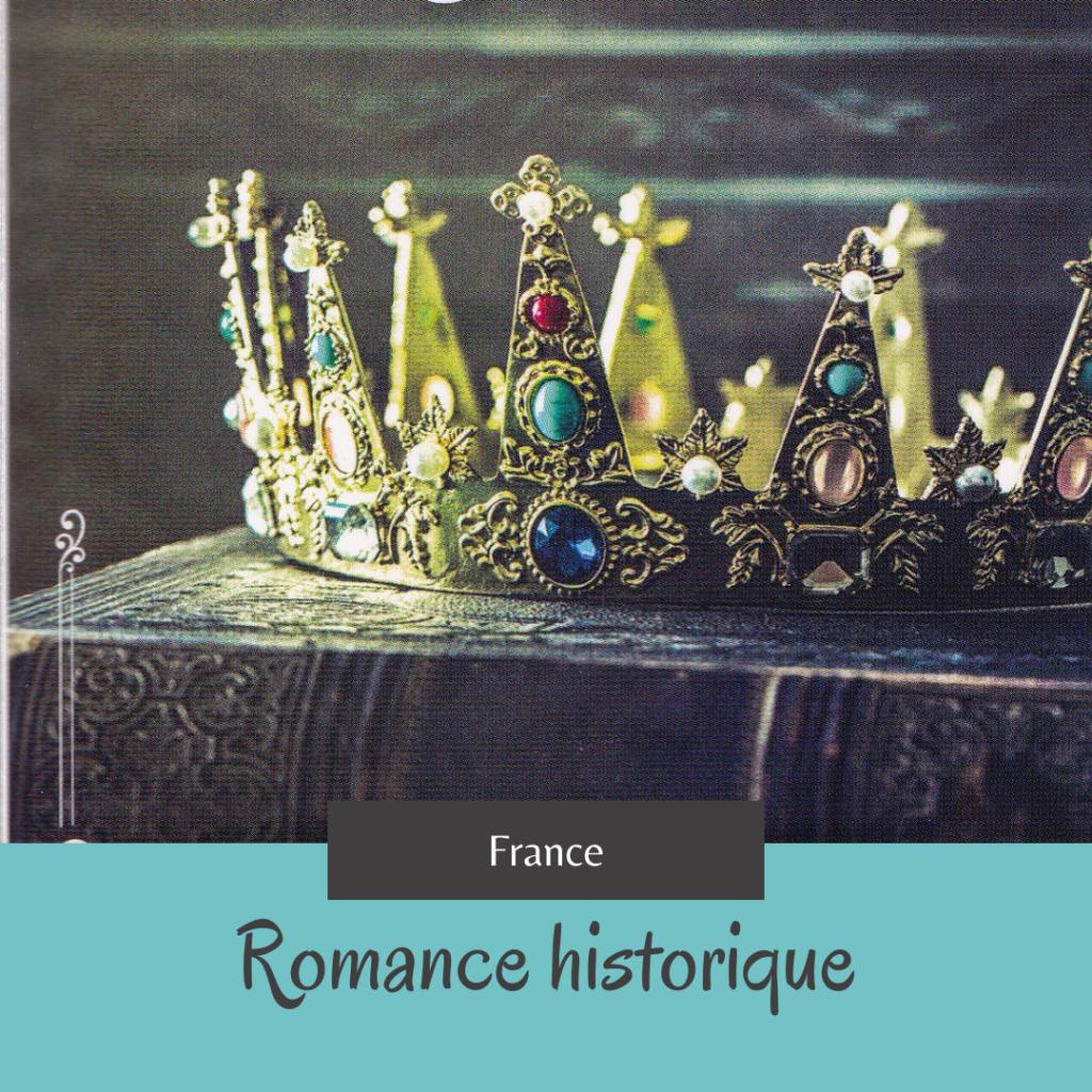 romance historique Anna Lyra Le diable de Falaise